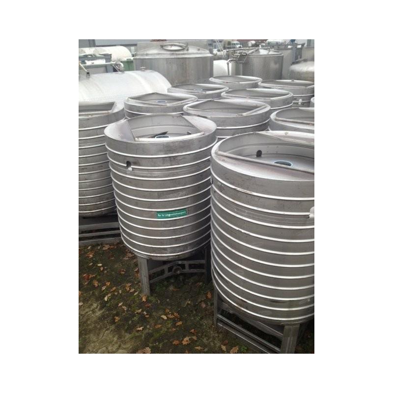 0215 Rundcontainer, 0,95 cbm