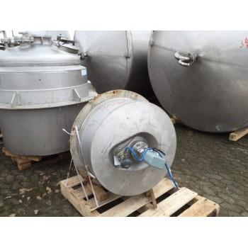 0234 Rührwerksbehälter, isoliert 0,3 cbm