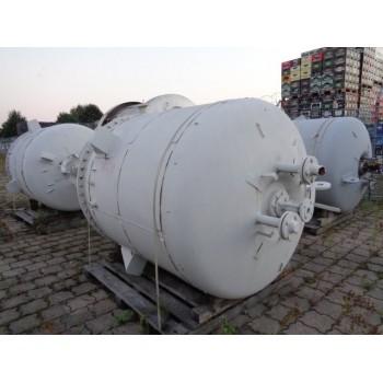 0166 Rührwerksbehälter, 2,56 cbm