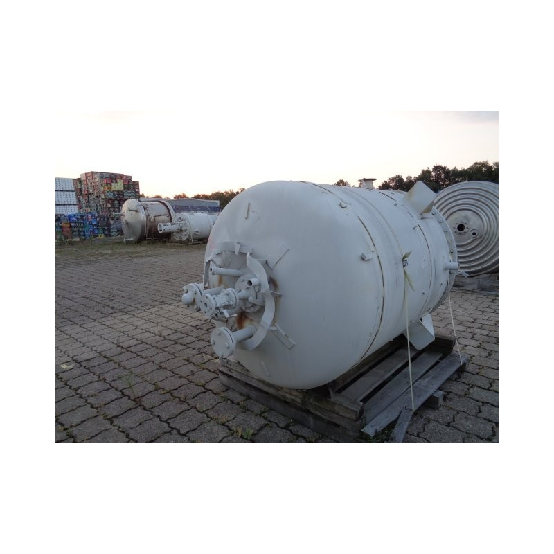 0179 Rührwerksbehälter, 1,8 cbm