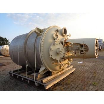 0089 Rührwerksbehälter, 10 cbm