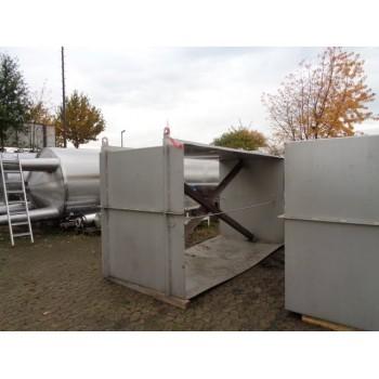 0034 Rechteckbehälter, 30,12 cbm