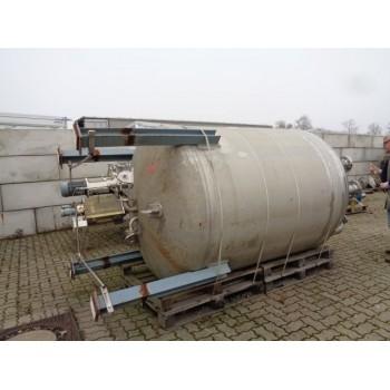 0126 Druckbehälter, 5,125 cbm