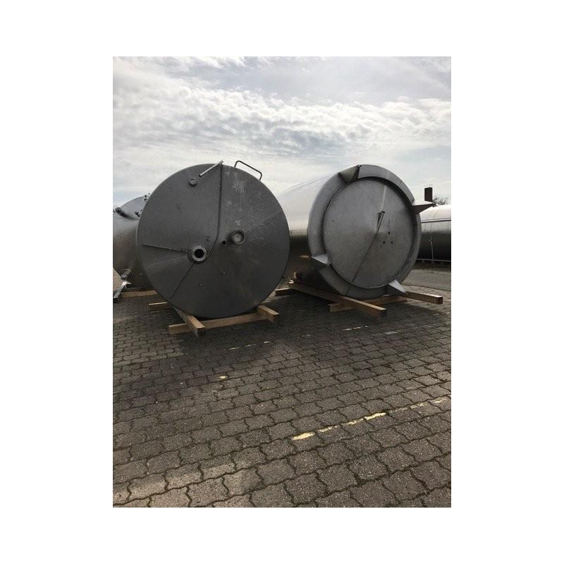 0072 Rührwerksbehälter, 14 cbm