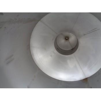 0172 Edelstahlbehälter, isoliert, 2,2 cbm