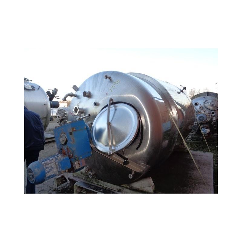 0140 Rührwerksbehälter, 4,5 cbm