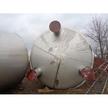 0047 Edelstahlbehälter, isoliert, 25 cbm