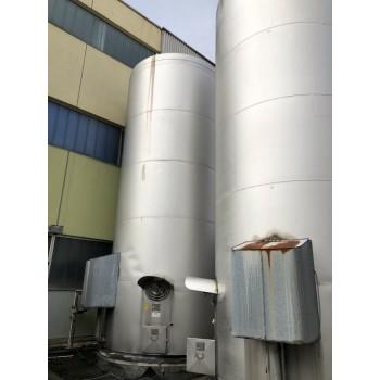 Edelstahlbehälter, 50 cbm,...