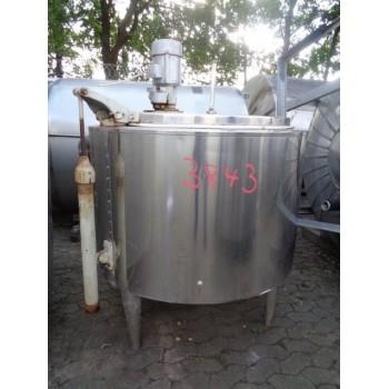 Rührwerksbehälter, 0,4 cbm,...