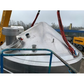 0059b Rührwerksbehälter Kristallisatoren, 20 cbm