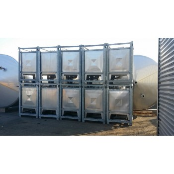 Transportcontainer, 1 cbm