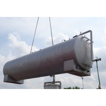 Stahlbehälter, 50 cbm, DIN...