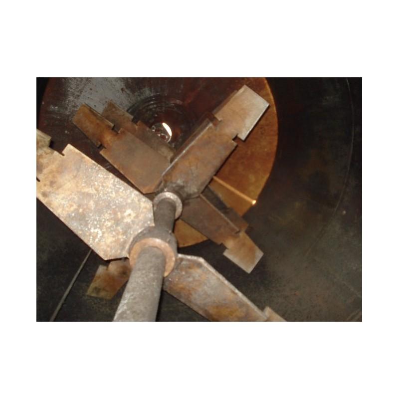 0081 Rührwerksbehälter, isoliert 10,9 cbm