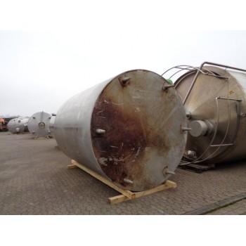 0082 Rührwerksbehälter, isoliert, 10,8 cbm
