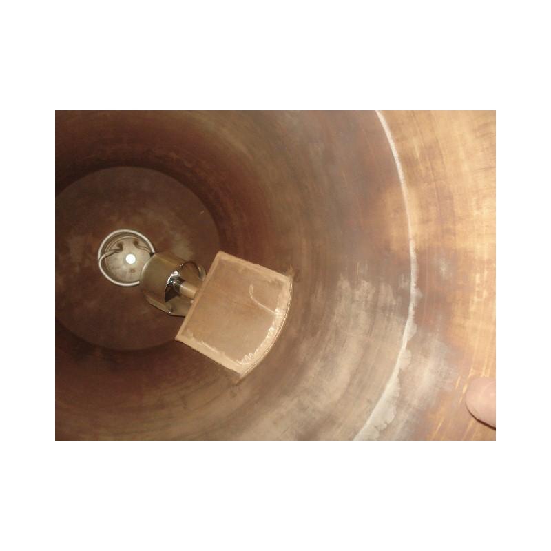 0149 Rührwerksbehälter, isoliert, 4 cbm