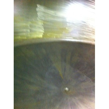 0044 Edelstahlbehälter, DIN 6618/1, 25 cbm