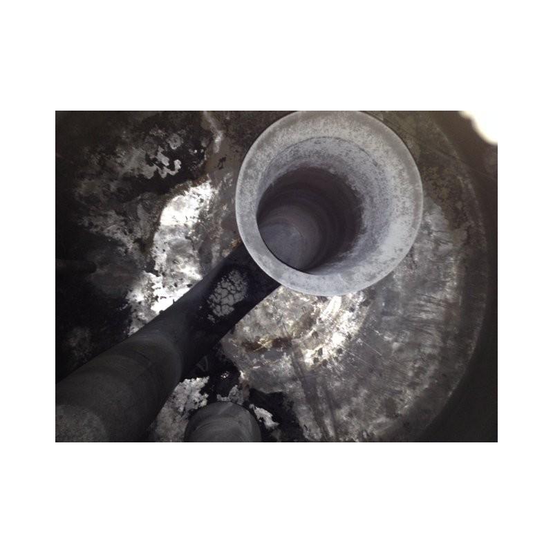 0117 Edelstahlbehälter, 5,9 cbm